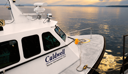 Caldwell Marine International Boat